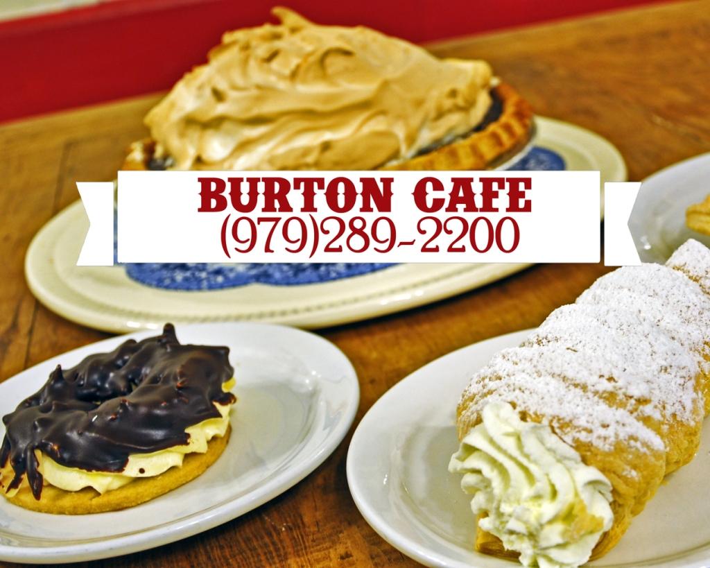 Willkommen to the BurtonCafe